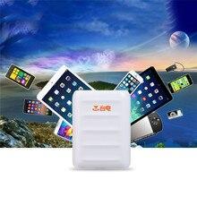 D'origine TECLAST T52I-W 5000 mAh Portable Banque de Puissance avec Affichage Numérique Mini Power Bank pour Huawei pour iPhone5 6 7 HTC mobiles