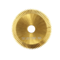 1PC Cutting Machine Blade 80/100 Tooth HSS Circular Saw Blades 70*7.3*12.7*80T/100T for Metalworking