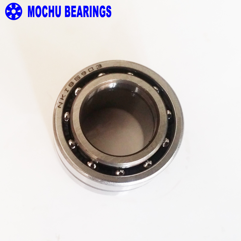 1piece NKIB5903 NKIB5903-XL 17X30X20X18 MOCHU Combined Needle Roller Bearings Needle Roller  Angular Contact Ball Bearings 1pcs 71901 71901cd p4 7901 12x24x6 mochu thin walled miniature angular contact bearings speed spindle bearings cnc abec 7
