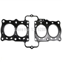 Motorcycle Parts Head Cylinder Gaskets Engine Cover Gasket Kit For Honda CBR 29 NC29 CBR400 RR