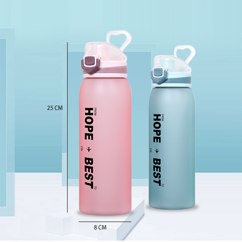 New Arrival Sports Water Botter for BPA Free Tea Fruit Infuser water bottles Tritan Drinking My Bottles Shaker Protein Flask in Water Bottles from Home Garden