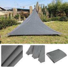 Hot Waterproof Tent Sunshade Garden Patio Awning Canopy Sunscreen UV for Outdoor Camping MCK99 цена 2017