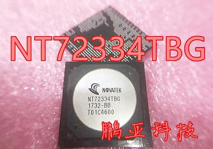 Sicherung Komponenten 1 Teile/los Nt72334tbg Nt72334tbg-bb Bga Hoher Standard In QualitäT Und Hygiene