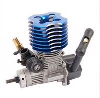 VX 18CXP Vertex 18 Engine Nitro Power 2.74cc With Pull Starter for 1/10 1/8 RC Model Car Buggy HSP Himoto
