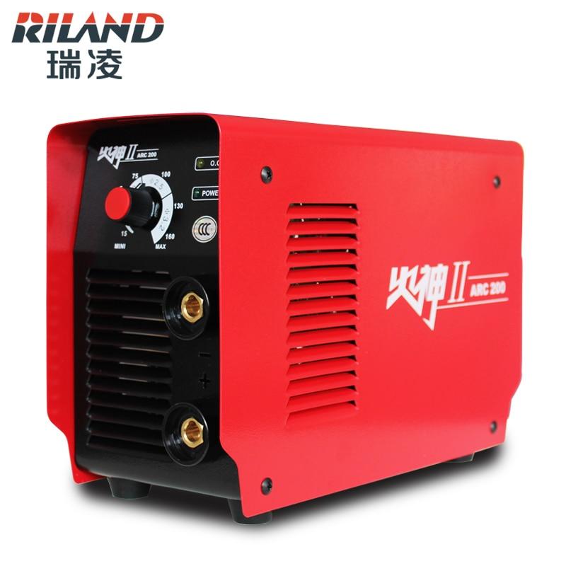 ARC-200 inverter DC small mini copper core household welding machine 220vARC-200 inverter DC small mini copper core household welding machine 220v