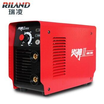 ARC-200 inverter DC small mini copper core household welding machine 220v