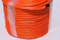 Free shipping High Quality 10mm*100m Synthetic Winch Rope,ATV Winch Rope,Plasma Rope,Winch Line