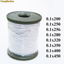 0.1x200 0.1x250 0.1X256 0.1x280 0.1x300 0.1x320 0.1x350 0.1x400 0.1x450 Strands litz wire enameled polyester copper wire Shares