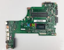 Pour Toshiba L50 L55 B série L55T B5271 A000302670 DA0BLIMB6F0 w i5 5200U carte mère CPU carte mère système testé
