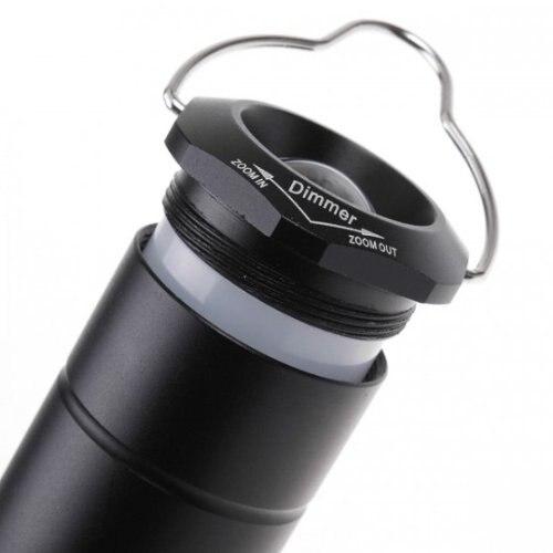 MYLB Portable Tent Camping Lantern Light Lamp Flashlight Hiking Light Torch