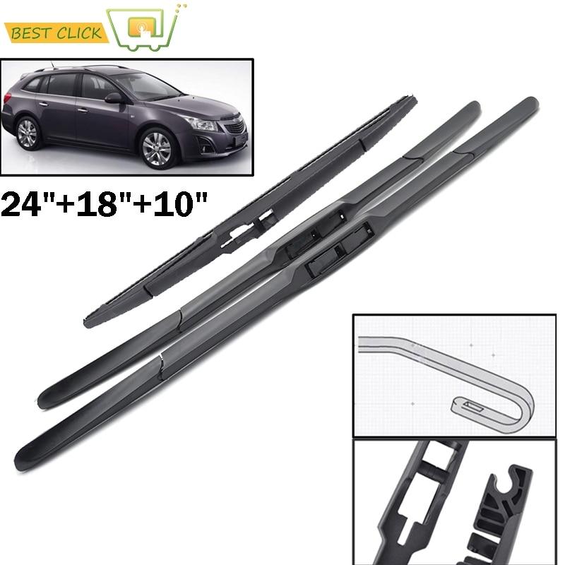 Misima Windshield Windscreen Wiper Blades For Chevrolet