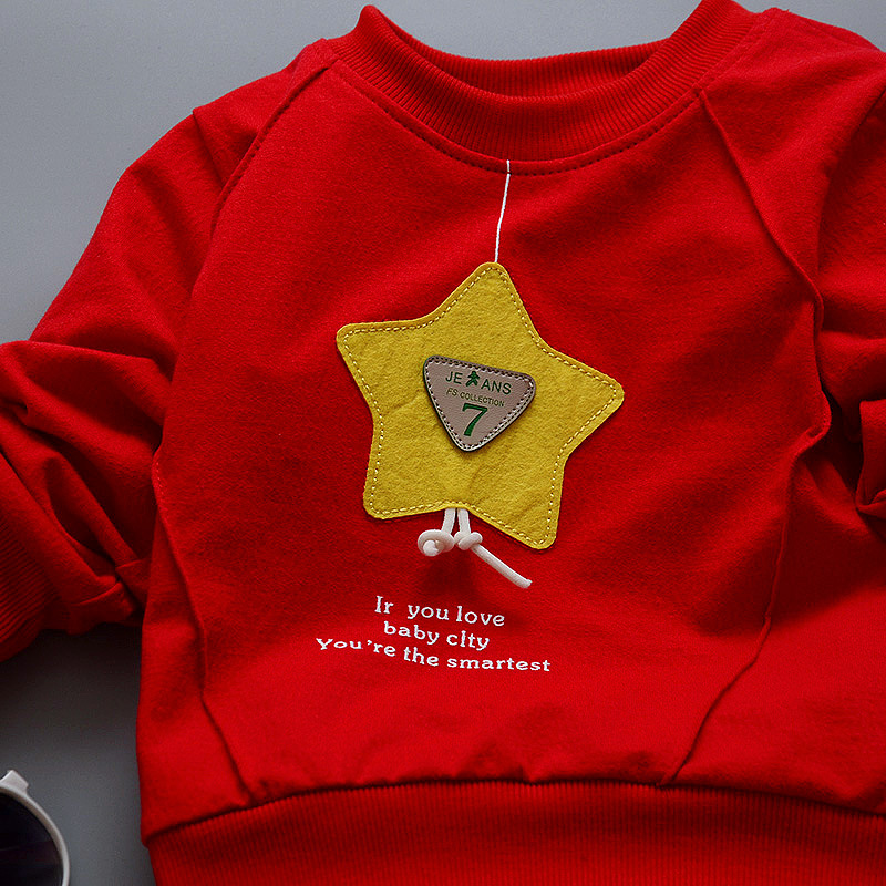JIOROMY Ropa para niños Conjunto 2019 Estrella de primavera - Ropa de ninos - foto 5