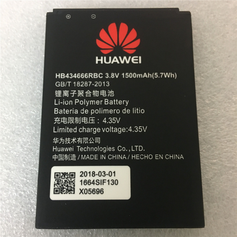 Obedient 100% Original Battery Hb434666rbc For Huawei Router E5573 E5573s E5573s-32 E5573s-320 E5573s-606-806 High Capacity 1500mah Mobile Phone Batteries