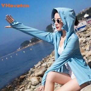 Женская летняя тонкая куртка 2020, белая Солнцезащитная Женская одежда с длинным рукавом, дышащая куртка-бомбер, короткое пальто