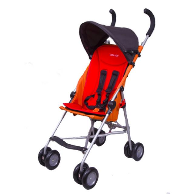 Nuevo diseño positivo y negativo de doble uso cochecito de bebé cojín del asiento de coche de niño de algodón cubierta estera cochecito cojines accesorios
