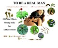 20g Natural A Base de Hierbas Aumentar Esperma Generación, Promover la Cantidad de Espermatozoides Actividad, Mejorar El Rendimiento Masculino, Detener la deficiencia Renal hombres