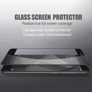 Image 4 - מלא כיסוי מזג זכוכית עבור Xiaomi Redmi 4X 5A Redmi הערה 5 פרו הערה 5A ראש 5 בתוספת הערה 4 4X מסך מגן משוריינת סרט