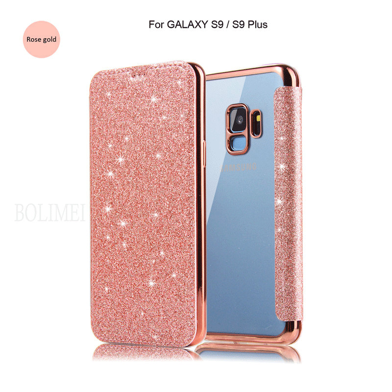 Slim Book Leather+TPU Wallet Flip Phone Protect Soft Cover For Samsung Galaxy S8 S9 Plus Note8 S8 Plus S6 S7 Edge Cases