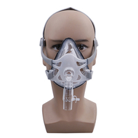 1 Set S M L Size CPAP Mask Headgear Full Face Mask For CPAP Respirator Snoring Therapy Interface With Free Headgear