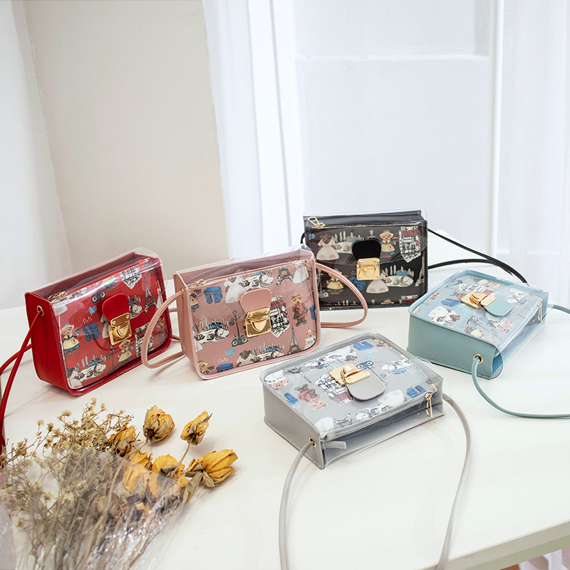 Fashion Shoulder Bag Women 2019 Famous Brand Female Handbags Small Mobile Phone Purse Crossbody Messenger Bag For Ladies Girls