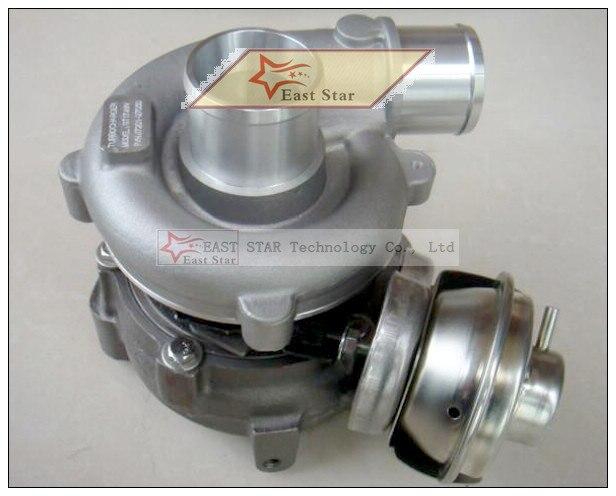 GT1749V 721164 17201-27040 Turbo turbocharger For TOYOTA Avensis Picnic Previa Estima Auris RAV4 2.0L D4D 2001- 1CD-FTV 126HP