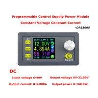 Voltímetro dc dps3005 30 v 5a tensão constante atual step-down módulo de alimentação conversor de tensão voltímetro lcd