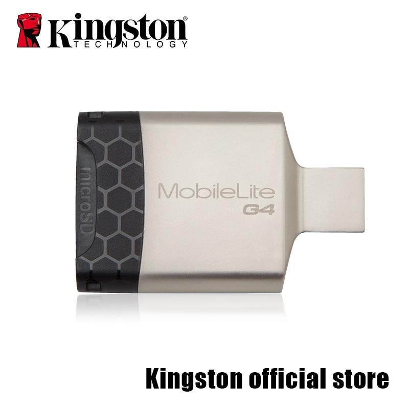 Kingston Micro SD Card Reader Multi-function USB 3.0 Micro USB Memory Card Reader USB 2.0 Flash SD Adapter For Mirosd SD Card