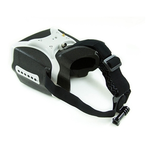 ФОТО headplay 7 inch 5.8g hd headset hdmi fpv video glasses goggles bulit-in 40 channel 5.8ghz receiver