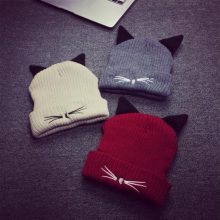 NEW Women Winter Cat Hat