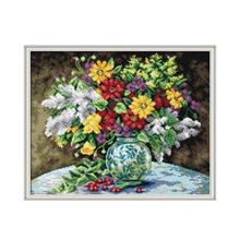 5D Diamond Painting Flowers Full Square New Arrival 2019 Embroidery Icons Picture of Rhinestones Diy Mosaic Sale