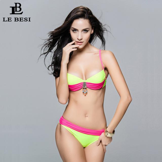 2016 New Push Up Bikini Set
