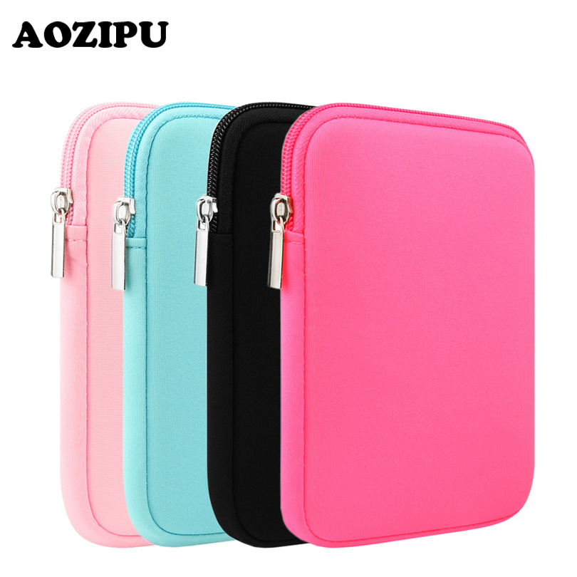 Liner Sleeve Case for iPad Mini 1/2/3/4 7.9 Soft Pouch Bag Tablet Cover Case for iPad Air 1/2 5th 6th 9.7 & for iPad 2017 9.7