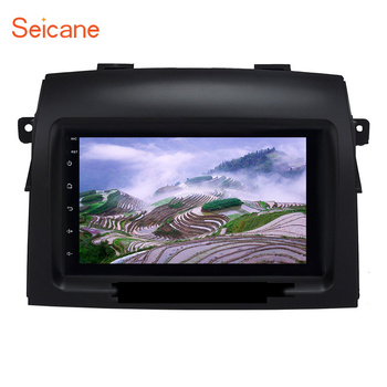 Seicane 2din Android 8.1 Car Radio Multimedia Player GPS Navigation For Toyota Sienna 2004 2005 2006 2007 2008 2009 2010 Stereo image