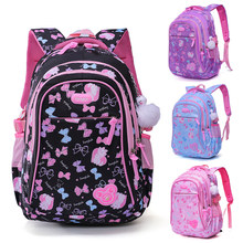 ZIRANYU School Bags children backpacks For Teenagers girls Lightweight waterproof school bags child orthopedics schoolbags(China)