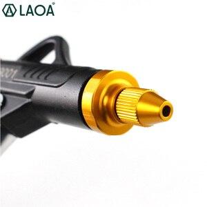 Image 4 - LAOA High Pressure Aluminum Alloy Blow Gun Air Gun Jet Gun Professional Cleaning Tools Dust Blow Gun