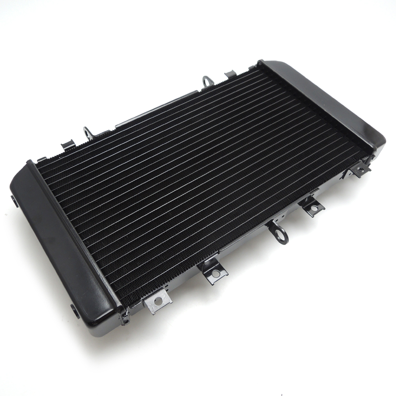 Motorcycle Replacement Radiator Cooler For HONDA CB600 HORNET600 2006 2007 CB HORNET 600 Cooler Radiator Cooling Aluminum