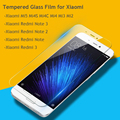 Premium Tempered Glass Film Screen Protector for Xiaomi Mi5 Redmi Note 3 Hongmi Note 2 Redmi 3 Mi3 Mi4 M4 Mi4S Mi4C Mi2 9H Film
