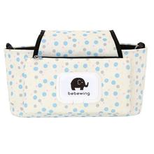 ФОТО print strollers baby trolley bag with detachable handbag multifunctional baby stroller organizer pram buggy cart hanging bag xv2