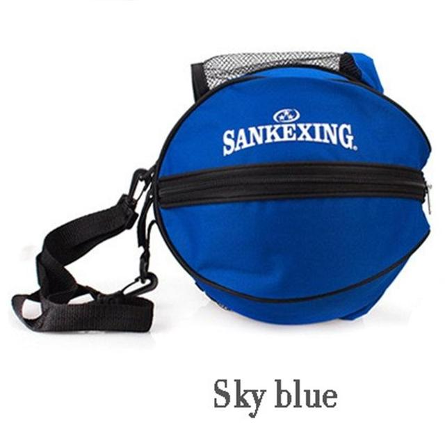 Outdoor Shoulder Soccer Ball Bags Sporting Volleyball Basketball Training Bag Equipment 4