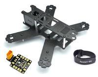 QAV210 210mm 210 Full Carbon Fiber Matek PDB XT60 Board W BEC 5V 12V For Lisam