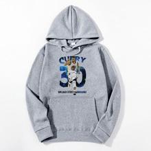 Stephen Curry Men pullovers hoodies sweatshirt Golden State Clothing streetwear casual tracksuit Warriors USA basketballer star