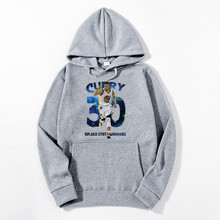 Stephen Curry Men pullovers hoodies sweatshirt Golden State Clothing streetwear casual tracksuit Warriors USA basketballer star(China)