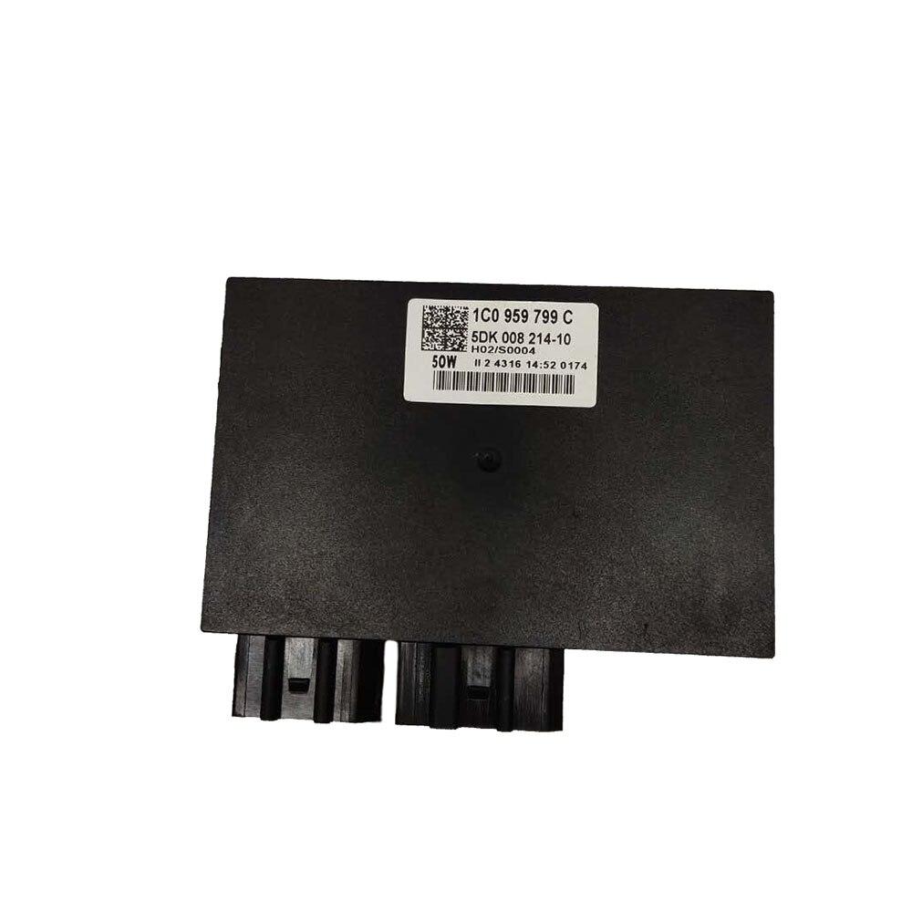 Convient pour Passat B5 version de carte d'ordinateur confortable du module de contrôle de verrouillage de contrôle du corps 1C0 959 799