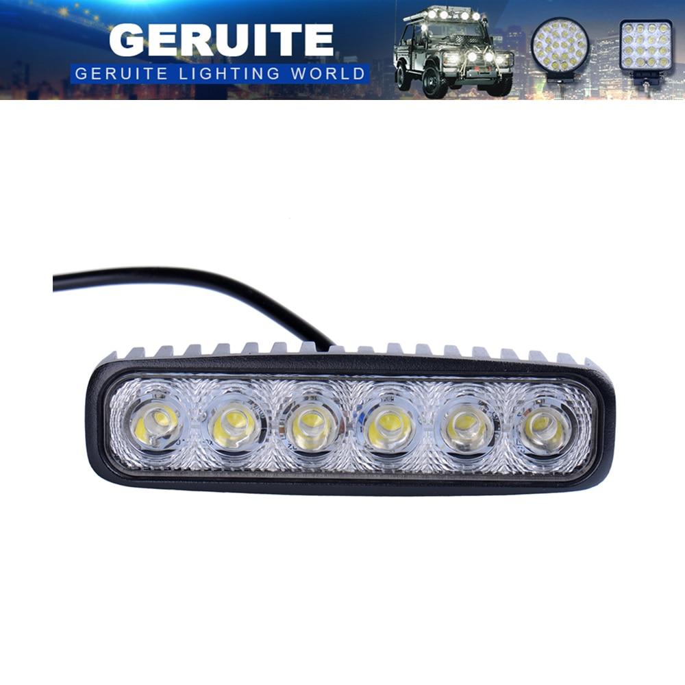 LED Spotlights 1800LM Mini 6