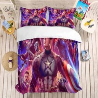 The Avenger Bed Set Duvet Covers (NO sheet) 13