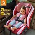 Babysing luxo assento de carro do bebê crianças carseat adequado para 9 m a 12 y, cinza, rosa, roxo, azul M1