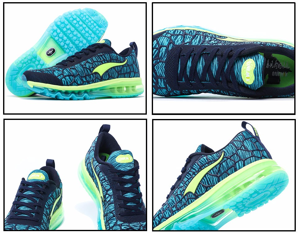 Onemix Brand 16 New Sports Running Shoes Sneakers for Men and Women Outdoor Walking and Running Breathable Good Quality 9