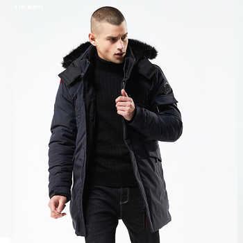 New Winter Jacket Men Slim Thick Parkas Men  Warm Top Quality Waterproof Zipper Clothes For Men Fashion Winter Coats - DISCOUNT ITEM  48% OFF All Category