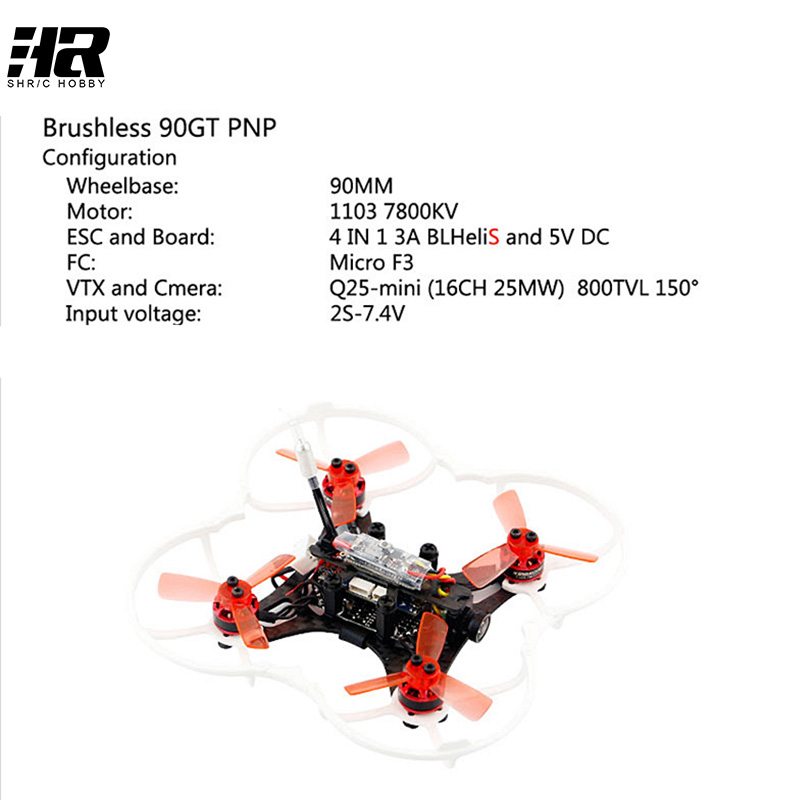 RC Aircraft ARF Kingkong 90GT 90 Brushless Micro FPV Racing Quadcopter Drone F3 Flight Controll 800TVL VTX 3A ESC Tiny Whoop f04305 sim900 gprs gsm development board kit quad band module for diy rc quadcopter drone fpv