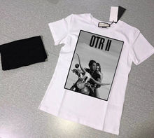 JAY-Z-and BEYONCE-ON THE RUN OTR II Tour Dates 2018 T-shirt RARE S-3XL 100% Cotton T Shirts Brand Clothing Tops Tees